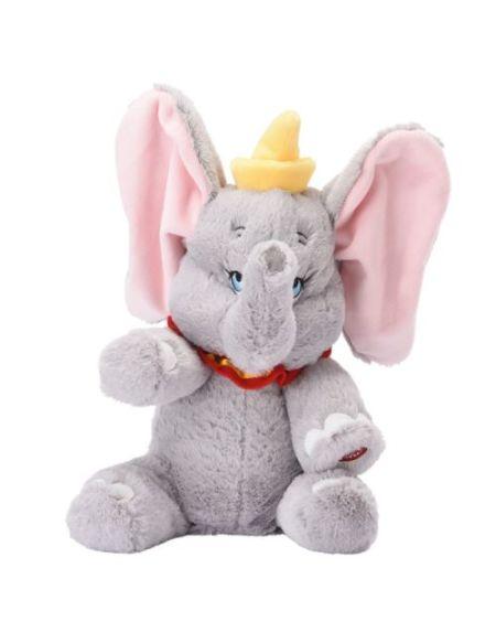Peluche animée Shok ID Disney Dumbo