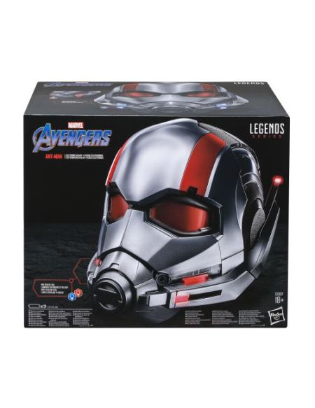 Casque électronique Marvel Avengers Legends Ant Man