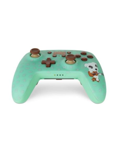 Manette PowerA Animal Crossing Kéké pour Nintendo Switch