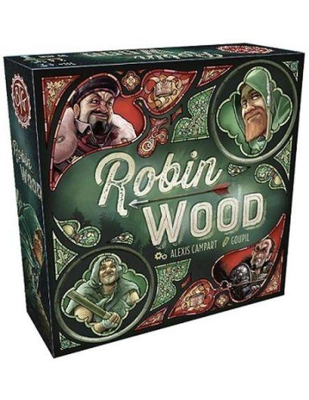 Jeu de société Robin Wood Asmodée