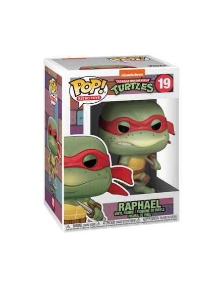 Figurine Funko Pop Retro Toys Teenage Mutant Ninja Turtles Raphael
