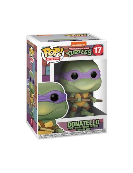 Figurine Funko Pop Vinyl Teenage Mutant Ninja Turtles Donatello
