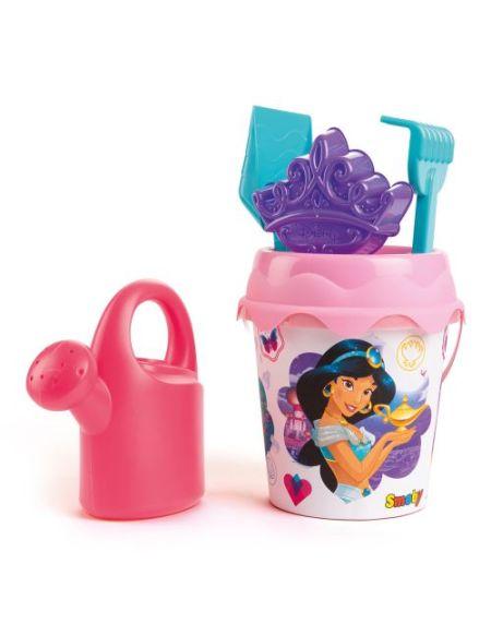 Seau garni avec arrosoir Smoby Disney Princess