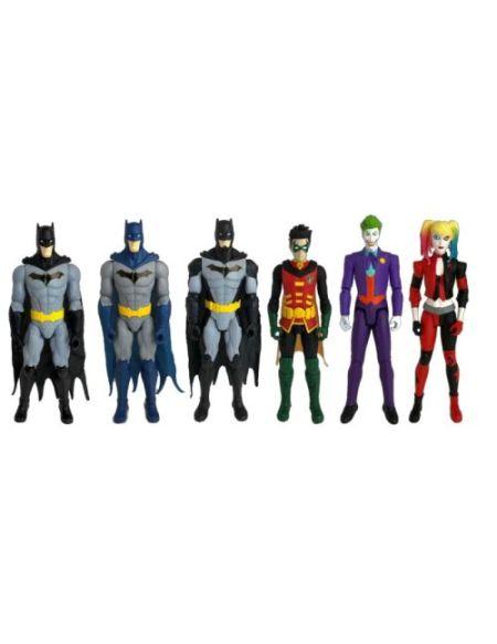 Figurine Basique Batman 30 cm Modèle aléatoire