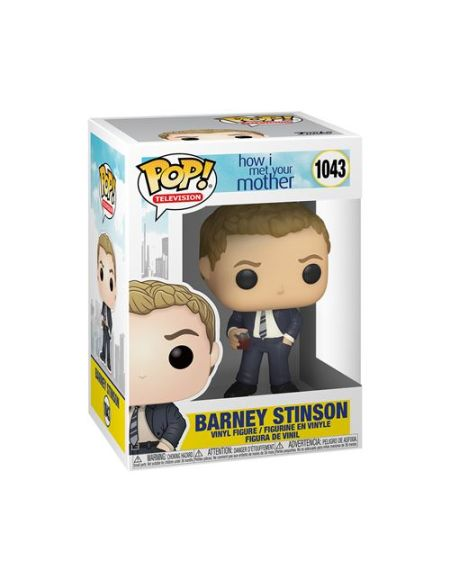 Figurine Funko Pop Television How I Met Your Mother Barney Stinson
