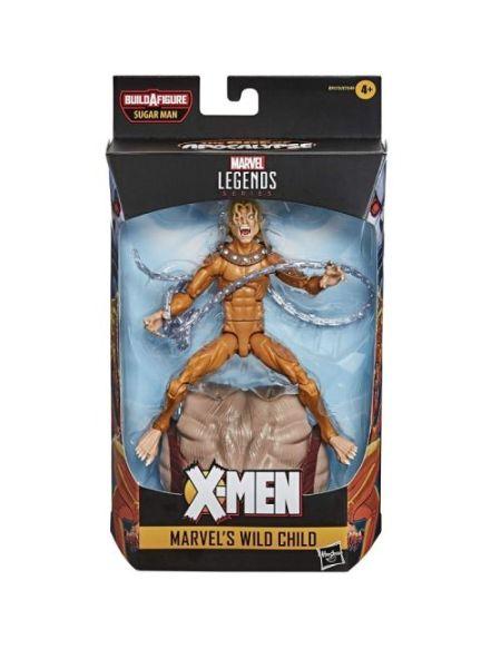Figurine Marvel Legends X-Men Marvel's Wild Child Sugar Man