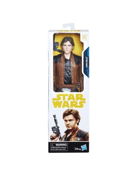 Figurine Hasbro Star Wars Han Solo