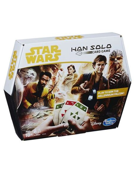 Jeu de cartes Star Wars Sabacc Hasbro