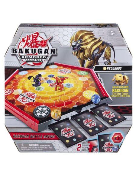 Arène de Combat Saison 2 Bakugan