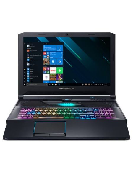 "PC Portable Gaming Acer Predator Helios 700 PH717-71-99DX 17.3"" Intel Core i9 32 Go RAM 512 Go SSD 1 To SATA"
