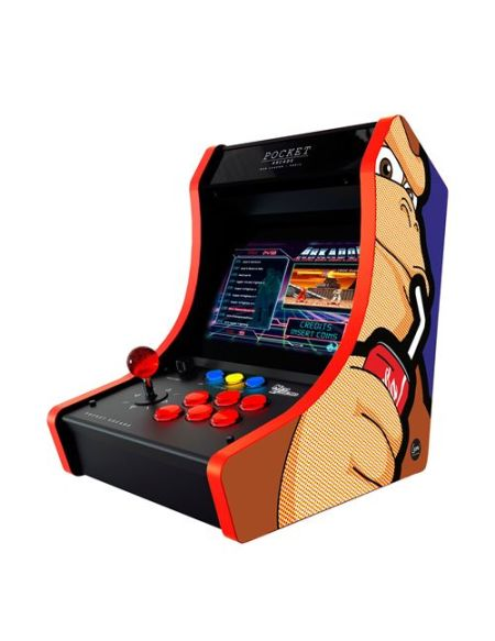 Borne d'arcade Neo Legend Pocket Cola Kong Arkador