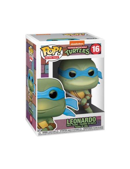 Figurine Funko Pop Retro Toys Teenage Mutant Ninja Turtles Leonardo