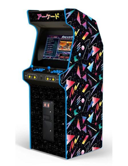 Borne d'arcade classique décorée Neo Legend Vintage Arkador