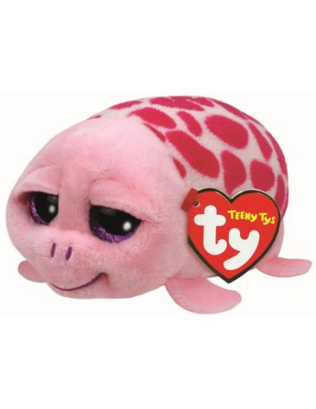 Peluche Tortue Shuffler Teeny Tys TY Small 10 cm