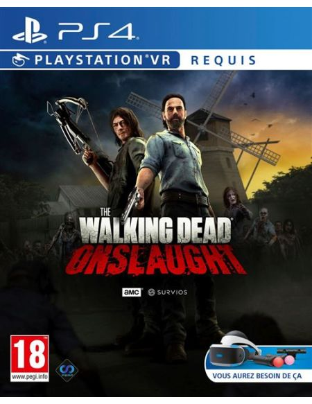 The Walking Dead Onslaught Edition Standard PS4