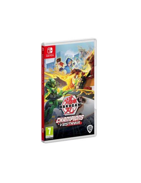 Bakugan : Champions de Vestroia Nintendo Switch