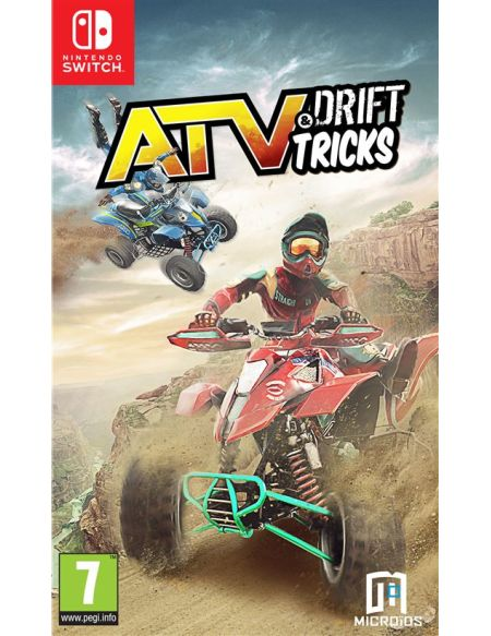 ATV Drift and Tricks Nintendo Switch