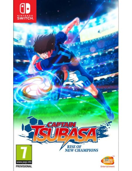Captain Tsubasa : Rise of New Champions Nintendo Switch