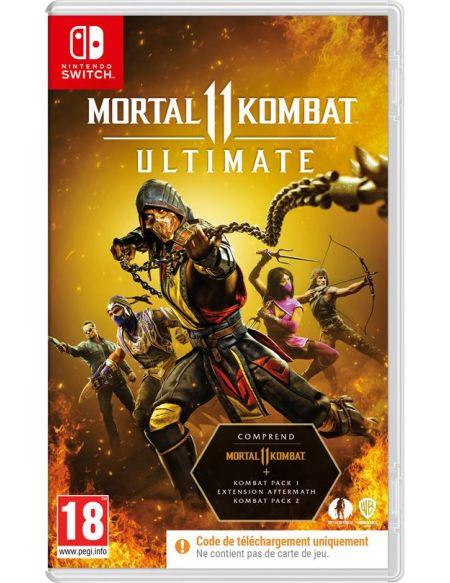 Mortal Kombat 11 Ultimate - Edition Ultimate Nintendo Switch