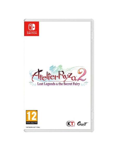 Atelier Ryza 2 : Lost Legends & the Secret Fairy Nintendo Switch