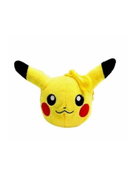 Peluche porte-clef Pokémon Pikachu 7 cm