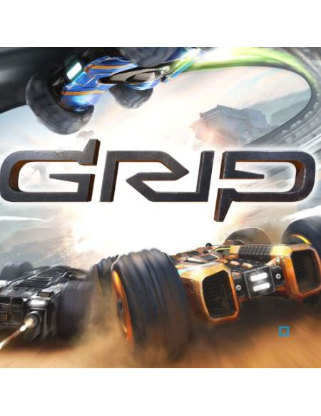 GRIP Combat Racing Rollers vs AirBlades Edition Ultimate PS4