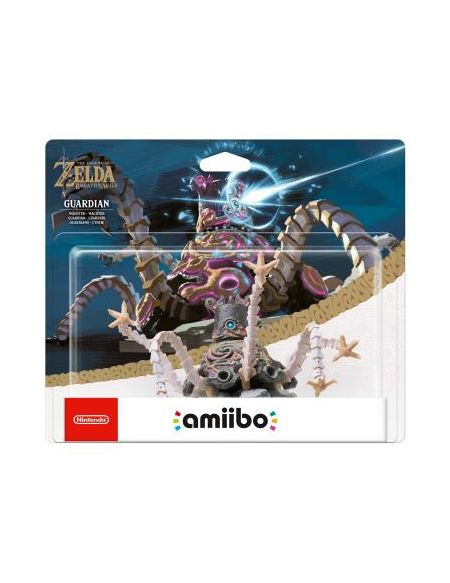 Figurine Amiibo The Legend of Zelda Guardian