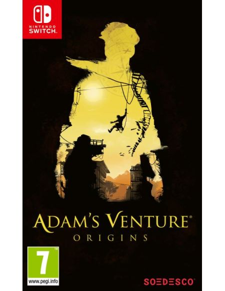 Adam's Venture Origins Nintendo Switch