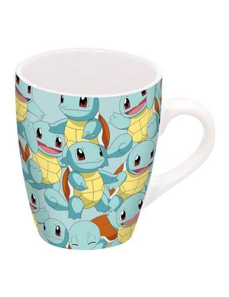 Mug Barrel en porcelaine Pokémon Carapuce Squirtle