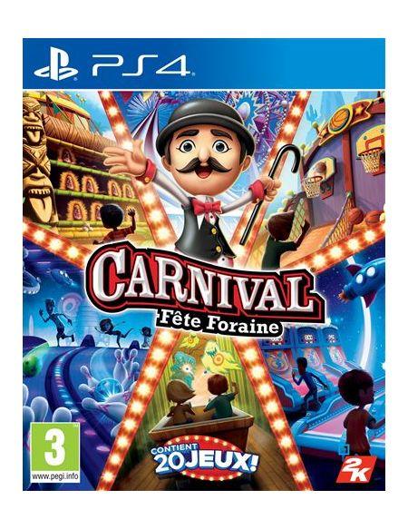 Carnival Fête Foraine PS4