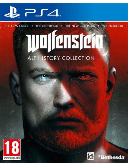 Wolfenstein: Alt History Collection PS4