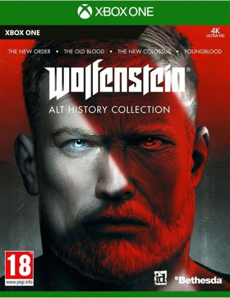 Wolfenstein: Alt History Collection Xbox One