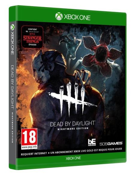 Dead By Daylight Nightmare Edition Xbox One