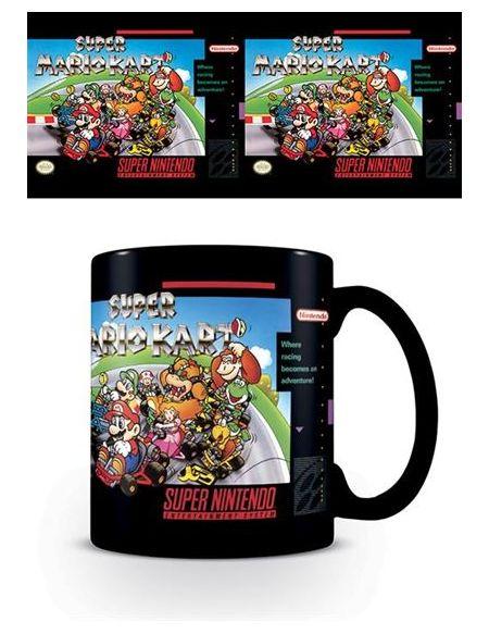 Mug Super Nintendo Super Mario Kart 315 ml