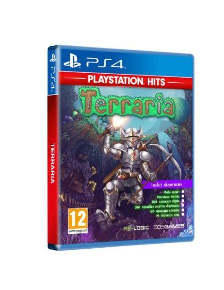 Terraria Playstation Hits PS4