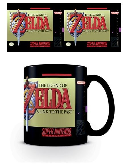 Mug Super Nintendo The Legend of Zelda A Link To The Past 315 ml