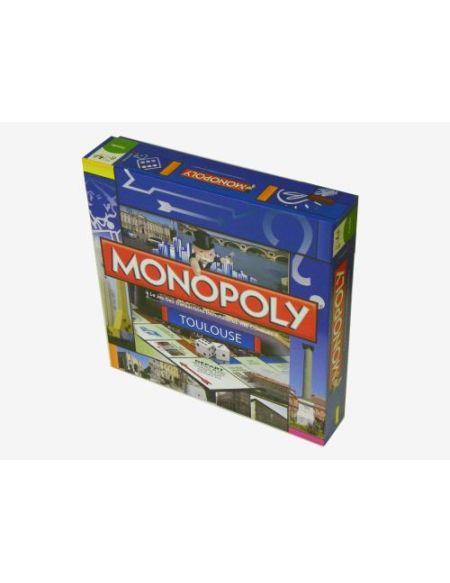 Jeu de Société Monopoly Toulouse