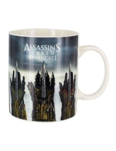 Mug Assassin's Creed Syndicate Gant avec lame secrète 300 ml