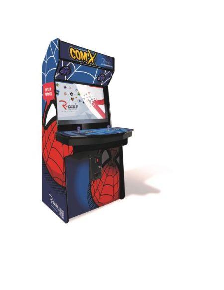 Borne d'arcade R-Cade Jamma Elite avec Habillage Com'X