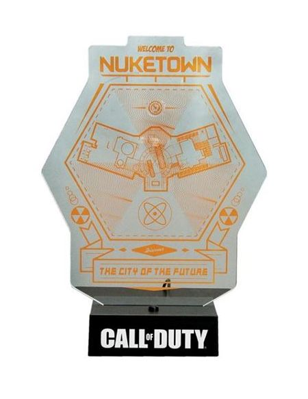 Lampe Call Of Duty Nuketown