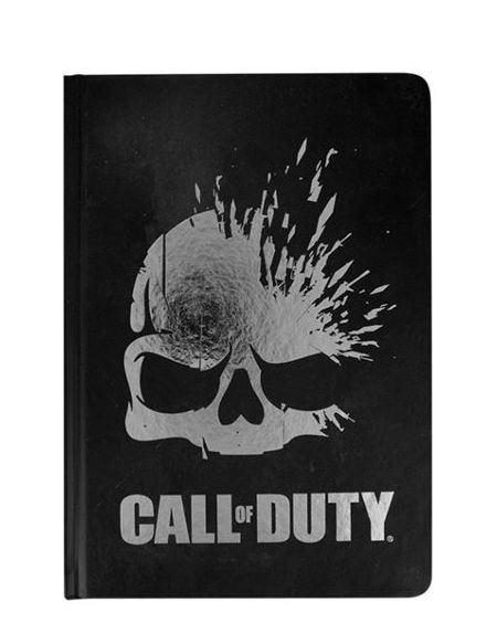 Cahier Call Of Duty
