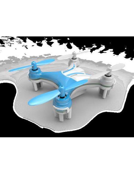 Mini droneNanoXcopter 6 cm 4 canaux - mauve