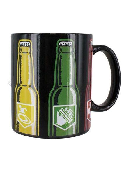Mug thermoréactif 6 bouteilles Call Of Duty Epic