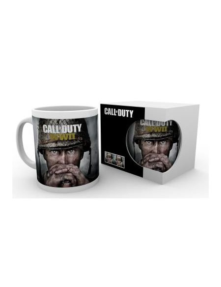 Mug Call of Duty WWII Key Art