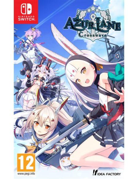 Azur Lane: Crosswave Edition Commander's Calendar Nintendo Switch