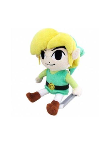 Peluche The Legend of Zelda Link Wind Waker 26 cm Taille M