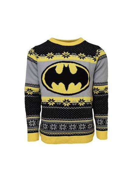 Pull de Noël Numskull Batman Taille XL