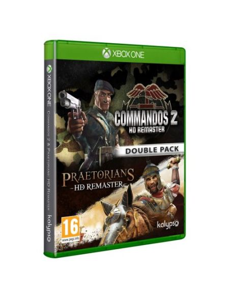 Commandos 2 & Praetorians : HD Remaster Double Pack Xbox One