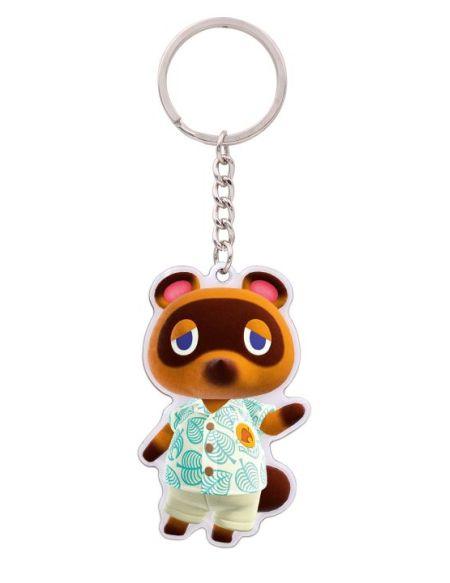 Porte-clés Animal Crossing Tom Nook