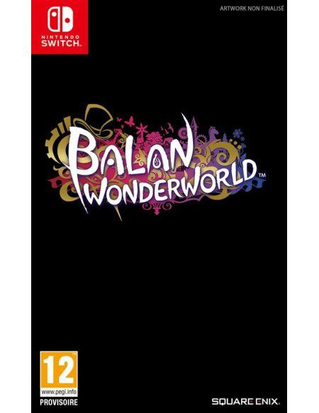 Balan Wonderworld Nintendo Switch